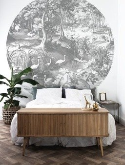 Mural XL Engraved Landscapes BC-045