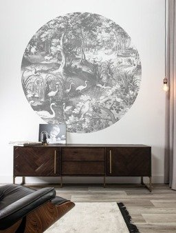 Mural XL Engraved Landscapes CK-045